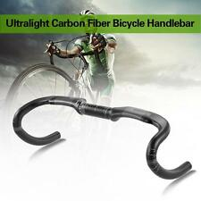 40/42/44cm Full Carbon Fiber Road Bike Bicycle Racing Drop Bar Handlebar F2N2