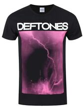 Deftones Lightning Men's Black T-shirt