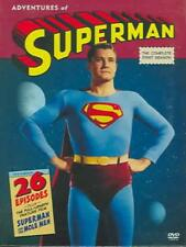 THE ADVENTURES OF SUPERMAN - THE COMPLETE FIRST SEASON USED - VERY GOOD DVD