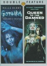 GOTHIKA/QUEEN OF THE DAMNED USED - VERY GOOD DVD