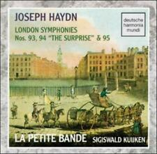 "JOSEPH HAYDN: LONDON SYMPHONIES NOS. 93, 94 ""THE SURPRISE"" & 95 USED - VERY GOOD"