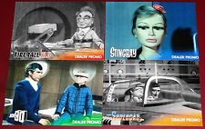Gerry Anderson Collection Cards - RAP1 Dealer Promos - Set or Individual Cards