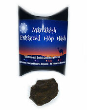 Marrakesh Enhanced Hop Hash Extract Solid Blend No Nicotine Tobacco Bubble Legal