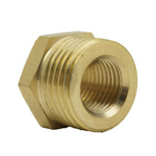 Male to Female Thread Brass Threaded Fitting Hose and Pipe Connector Kit