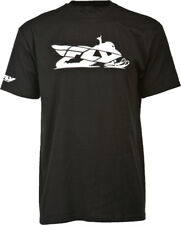 Fly Racing Black Primary T-Shirt Tee