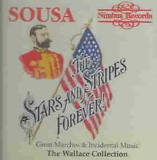 STARS AND STRIPES FOREVER: SOUSA'S GREAT MARCHES AND INCIDENTAL MUSIC USED - VER