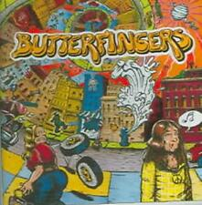 BUTTERFINGERS - BUTTERFINGERS USED - VERY GOOD CD