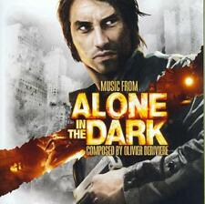 OLIVIER DE RIVIERE - ALONE IN THE DARK: MUSIC FROM THE VIDEO USED - VERY GOOD CD