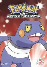 POKEMON: DIAMOND AND PEARL BATTLE DIMENSION, VOL. 5 USED - VERY GOOD DVD