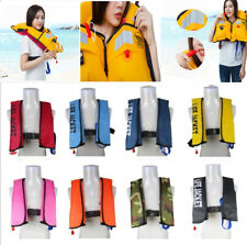 Automatic Inflatable Life Jacket PFD Floating Life Vest Inflate Survival Aid