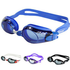 1Pair Waterproof Professional Anti-fog Glasses UV Protection HD Swimming Goggles