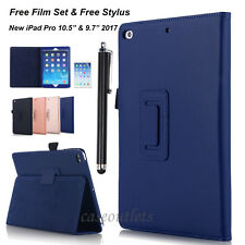"""Luxury Magnetic Leather Smart Cover Stand Case for NEW iPad Pro 10.5""""/ 9.7"""" 2017"""