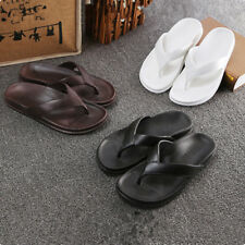 Flip Flops Men Rubber Sandals Beach Men's Sandals Casual Slippers Shoes