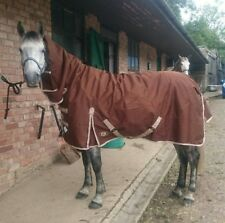 200G 1200D Combo Middleweight Turnout Horse Rug