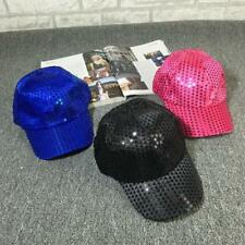 *A1 Unisex Sport Sun Accessories Casual Performance Hat Sequined Disco Ball Cap