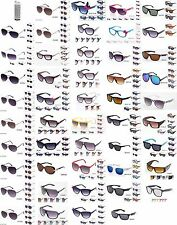 Sunglasses Wholesale Lot of 180 to 300 Pairs Assorted Style with Free Display