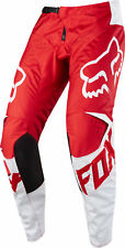 Fox Racing 180 Race Mens MX Offroad Pants Red