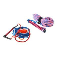Water Ski Cord Boat Tow Rope Floating Wakeboard Water Sports Jet Ski with Handle