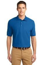 Port Authority Golf Shirt Mens Silk Touch Polo Shirt 30 Colors K500