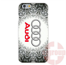 Car Volkswagen Audi Toyota Logo Soft TPU Silicon Protective Cover Case iPhone