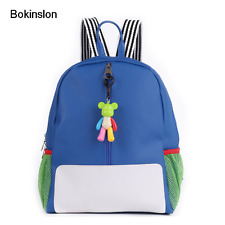 New Fashion Backpack Casual Canvas Waterproof Bag for Boys & Girls School Bag
