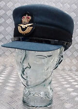 Genuine British Royal Air Force WRAF Officers No1 SD Dress Hat Womans RAF