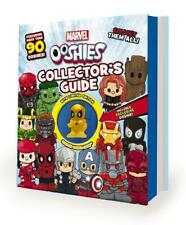 Marvel Ooshies: Collector's Guide Paperback Book