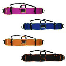 Scratch-Proof Anti-Rust Ski Snowboard Bag Shoulder Bag Sack 155cm 4 Colors