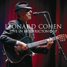 Leonard Cohen – Live In Fredericton RECORD STORE DAY LIMITED SEALED RAREST E.P.