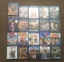 Blu-ray Movies Lot! (#5)  You Pick How Many! Titles are New, Unopened!