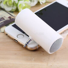 New Fashion Portable 3.5mm Mini Stereo Speaker For MP3 MP4 Mobile Phone Tablet U