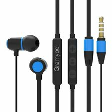 Wired Stereo Super Bass in Ear Earphones Headset For iPhone Computer MP3 Headset