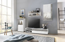 Modern Living room Furniture Set TV Stand Cupboard TV Unit Wall Mounted Cabinet