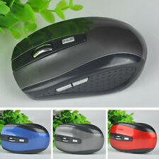 Universal 2.4GHz Wireless Optical Mouse Mice with USB Receiver For PC Laptop