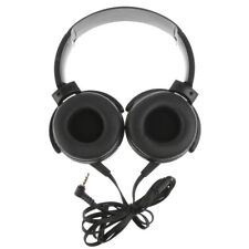 PC Headset Flat Wired Headphone Earphone Headset for Skype,Phone,Call Center