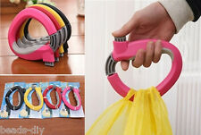 Relaxed Carry Food Machine Handle Carry Bag Hanging Ring Shopping Help Tool Shop