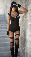 Womens Yandy Swat Hottie Costume, Sexy Swat Costume