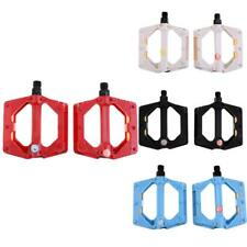 Cycling Mountain Bike / MTB /BMX/ Bicycle Bearing Nylon Flat-Platform Pedals