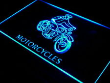 j386-b Motorcycles Services Repairs NEW Neon Light Sign