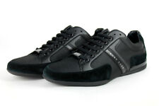 Boss Hugo Boss Green Men's Fashion Sneakers Trainers Spacit Black 7 8 9 10 11