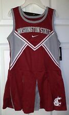 NIKE Washington State Cheerleader Outfit 2 Pc Set Costume / Dress Bloomers NEW