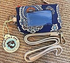 NWT Spartina 449  Lanyard ID Pouch  USA Seller