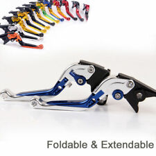 Folding Extendable Brake Clutch Levers For BMW R1200GS 2004- 2012 2011 2010 2009