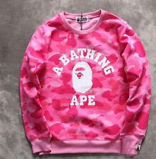 Newest Unisex Japan Regular A Bathing Ape Fashion Bape Design Sweater