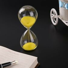 Colorful Designed Sandglass Hourglass Clock Watch Timer Home Desk Toy Gift