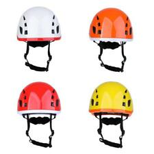 Outdoor Rock Tree Climbing Caving Rappelling Rescue Safety Helmet - CE Approved