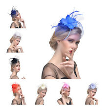 Hats Women Feather Veil 1Pcs Brides Delicate Banquet Jewelry Hair Jewelry