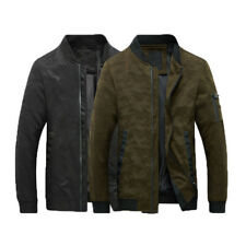 Men Plus Size Collection Camouflage Casual Jacket Coat For Autumn Winter Outwear