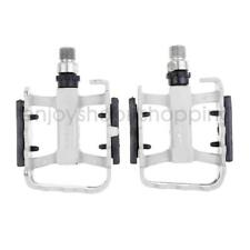 1 Pair Alloy Mountain Bike Flat Pedals Bicycle Accessories Platform Pedals