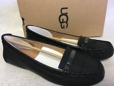 UGG Australia Women's Royce Driving Moccasin Moc Leather Flats Oxfords 1017293